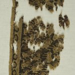 Fragmentary Textile in Tapestry Weave