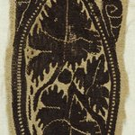 Border with Grapevine Motif
