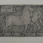 Alexander the Great Leading Bucephalos