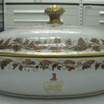 Oval Tureen with Cover