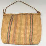 Bag with Braided Top and Handle