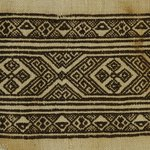 Fragment of Linen with Border