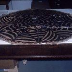 Circular Tapa Cloth