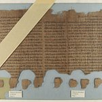 Papyrus: The Confirmation of Royal Power at the New Year