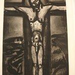 Sous un Jésus en Croix Oublié Là.