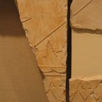 Nes-Peka-Shuti Relief: Fragmentary Block