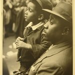 Negro Father and Son