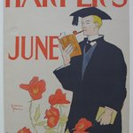 Harpers Poster - June 1895