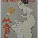 Harpers Poster - March 1895