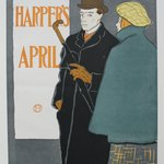 Harpers Poster - April 1896