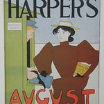 Harpers Poster - August 1894