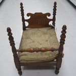 Miniature Four Poster Bed
