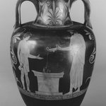 Neck Amphora with Sacrifice Scene