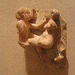 Relief of a Copulating Couple