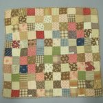 Dolls Patchwork Quilt
