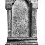 Funerary Monument in Form of a Niche