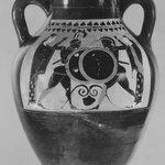Black Figured Amphora