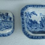 Vegetable Dish and Cover miniature