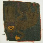 Textile Fragment, Unascertainable or possible Skirt, Fragment