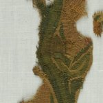 Tapestry Strip with Plant Forms