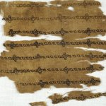 Fragment of Plainweave with Embroidered Design