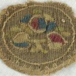 Tiny Round Tapestry