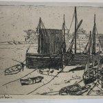 Boats at Port Erin - Isle of Man