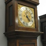 Tall Case Clock, William and Mary Revival (eclectic)