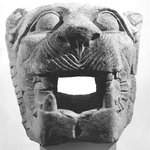 Large Gargoyle (Head of a Lion)