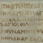 Tablet Containing Ten Lines of Incised Inscription
