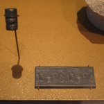 Western Asiatic Cylinder Seal with Running Spiral