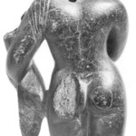 Figure of Harpocrates