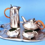 Tea Service: Hot Water Jug