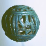 Openwork Bead of Circular Form