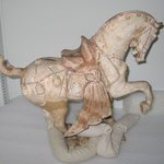 Tomb Figurine of a Spirit Horse