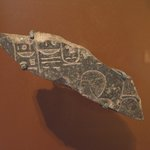 Relief Fragment of King Ahmose and Queen