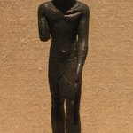 Figure of a Kushite King