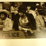 Three Women at the Parade, from Harlem, U.S.A. Series