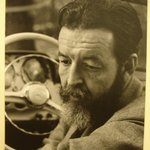 Randall Jarrell (Looking Down)