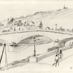 Stone Bridge, Rouen (Pont de Pierre, Rouen)