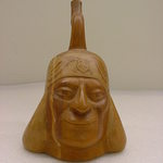Portrait Head Vessel