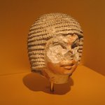Head from a Tomb Statue of a Man