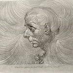 Esquisse Pour Un Portrait De Max Ernst
