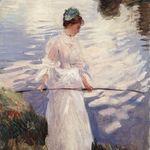 Violet Fishing