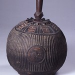 "Lantern with ""The Eight Symbols"" (Palguae) Decorations"