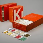 """Knoll Textiles Collection 1"" Sample Kit"