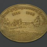 Coin, The Brooklyn Improvement Company 1866 - 1966