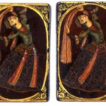 Couli or Dancer Playing Card for the Game of Nas