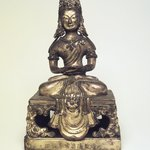 Seated Kuan Yin