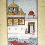 Kedara Ragini, Page from a Dispersed Ragamala Series